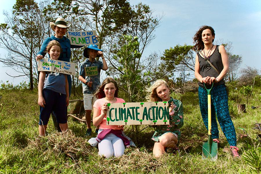 Climate Action Raphaeli Waldorf School