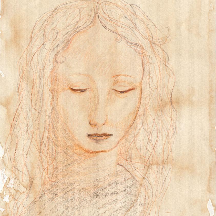 Art study Leonardo Da Vinci
